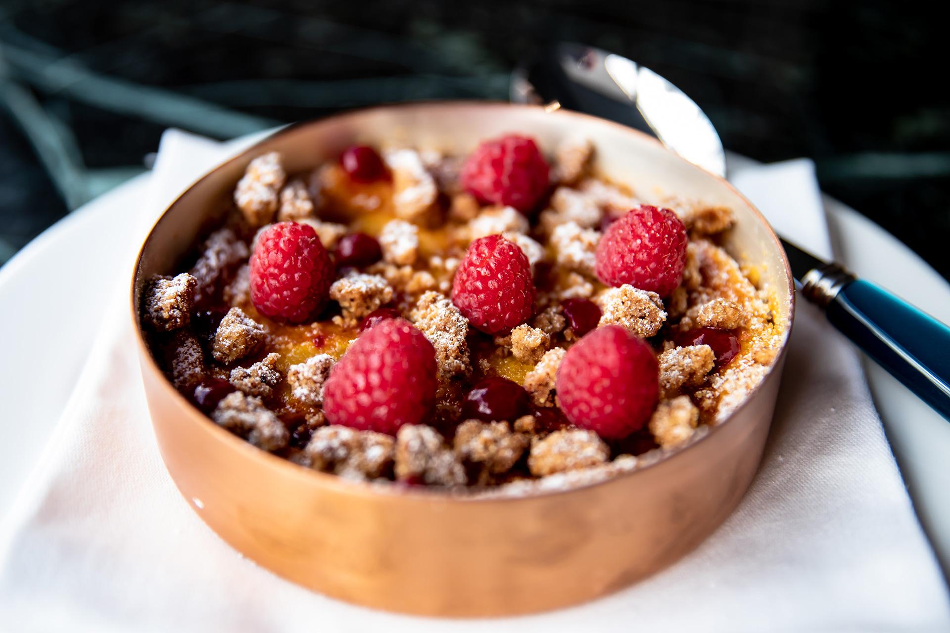raspberry-and-nectarine-clafouti